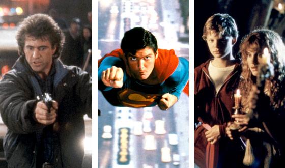What Do <em>Superman</em>, <em>Lethal Weapon</em>, and <em>The Goonies</em> Have in Common?