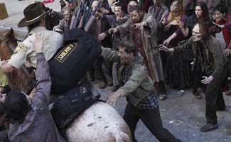 <em>THR</em> Calls Zombies the New Vampires, New Trailers Haunt <em>MTV</em>