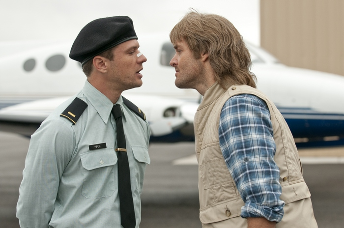 New on DVD – September 7, 2010 – MacGruber and Solitary Man