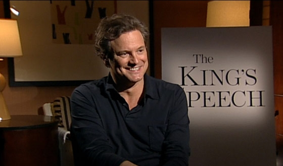 TIFF 2010 – Colin Firth's Sister Taught Him Vocal Exercises for The King's Speech