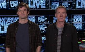 Jimmy Fallon and <em>TV Guide</em> Tout Cranston's <em>Saturday Night Live</em> Gig