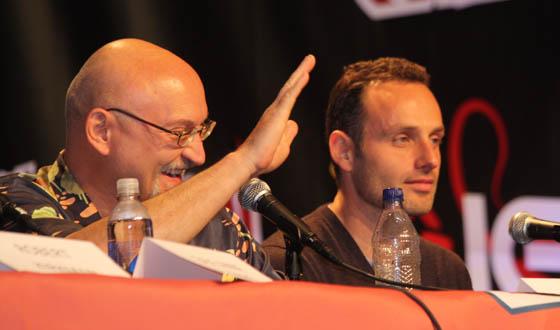<em>The Walking Dead</em> New York Comic Con Panel Recap
