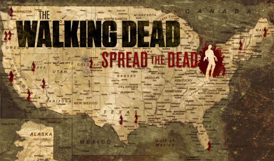 Spread the Word on AMC&#8217;s <em>The Walking Dead</em> and You Could Win $5000