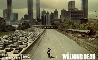 <em>The Walking Dead</em> Desktop Wallpapers and IM Icons Now