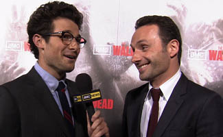 Photos and Video From <em>The Walking Dead</em>&#8216;s Red Carpet Premiere