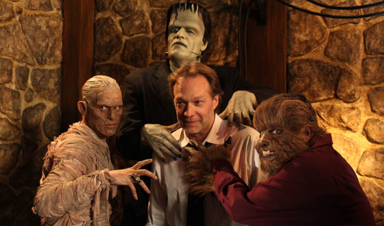 Greg Nicotero's <em>The United Monster Talent Agency</em> Online Now