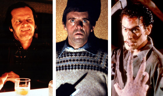Jack Nicholson Is a Great Leading Man, But Is He the Best Bleeding Man of AMC Fearfest?