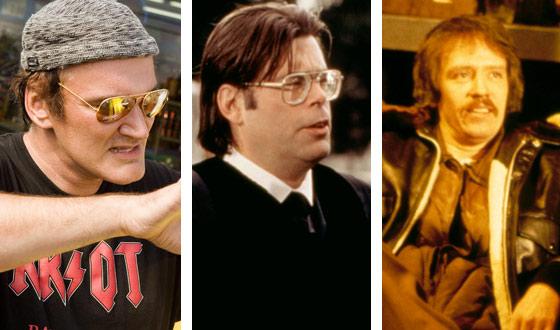 And the AMC Fearfest Award for Screamwriting Goes to…Kubrick? Tarantino? Stephen King?
