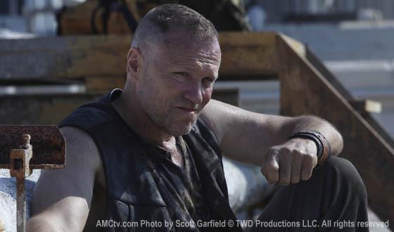 Q&A – Michael Rooker (Merle Dixon)
