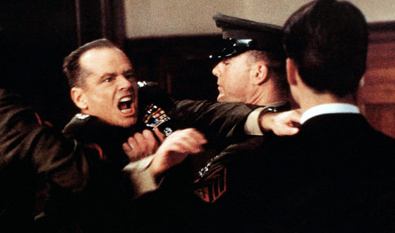 Jack Nicholson Says the Darndest Things – His Five Coolest Movie Outbursts