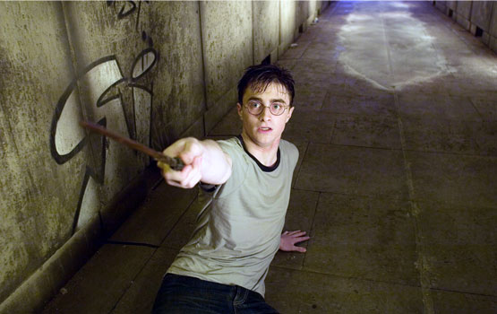 Top Ten Wish-You-Could-Use-Them Harry Potter Spells