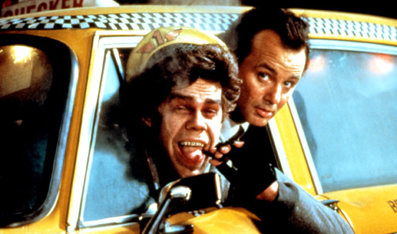 Grinches of the World! Unite Around <em>Scrooged</em>, <em>Die Hard</em>, and Other Movies Light on Holiday Cheer