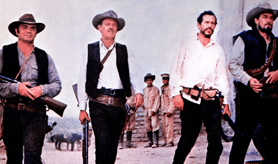 Peace? Love? The Greatest Westerns of the Sixties Have Other Things on Their Minds (Think <em>The Wild Bunch</em>)