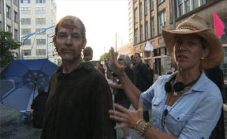 Video – Directing Zombies on <em>The Walking Dead</em>