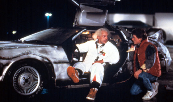 Top Ten Reasons We Can't Get Enough <em>Back to the Future</em>