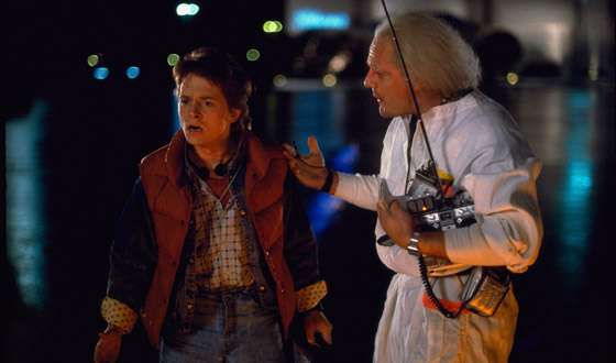 <em>Back to the Future</em> Infomercial Peddles Doc's Flux Capacitor