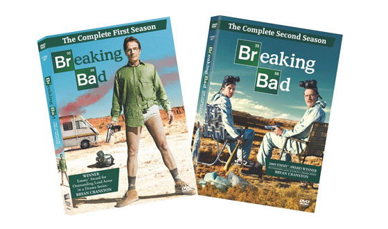 Walter White Is Coming to Town… Via These <em>Breaking Bad</em> Holiday Gifts