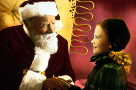Santa in the Movies Quiz