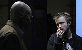 <em>New York Times</em> Touts Cranston's Web Series, Paul Talks <em>Big Love</em>
