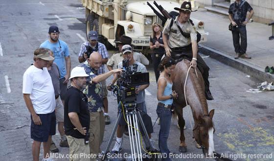 <em>The Walking Dead</em> Season 1 Crew Interviews