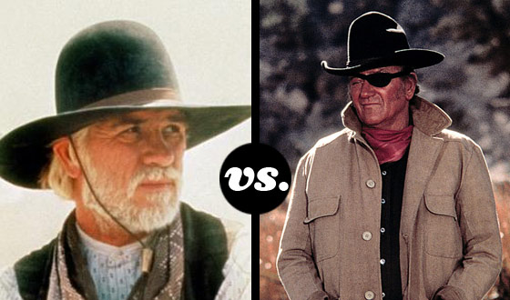 Watch Out, Pardner – Tommy Lee Jones Takes on the Duke in a Showdown of Western Heroes