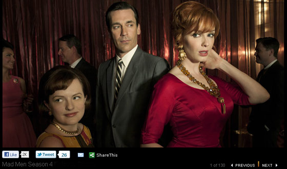 Like a Particular <em>Mad Men</em> Photo? Now It&#8217;s Easier Than Ever to Let a Facebook Friend Know