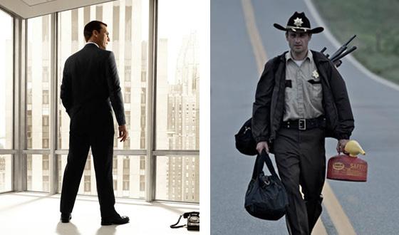 AMC Garners Two DGA Nominations, for <em>Mad Men</em> and <em>The Walking Dead</em>