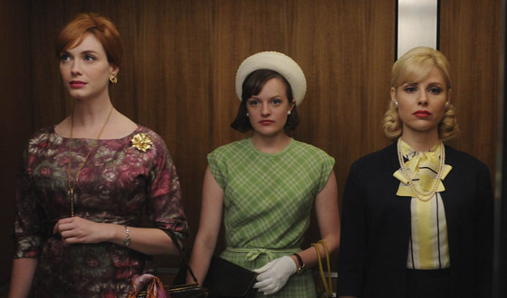 <em>Mad Men</em> Season 4 Interviews &#8211; The Women