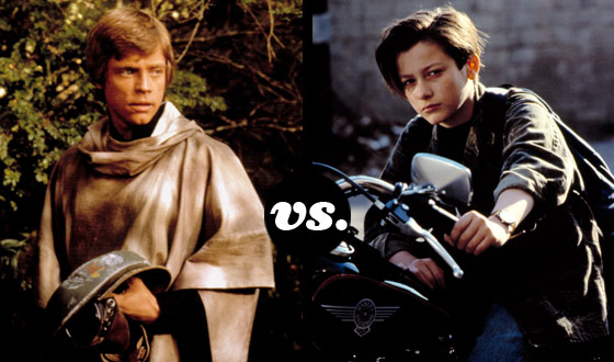 Luke Skywalker vs. John Connor? Say It Ain't So! But, Ah, What If It Were?