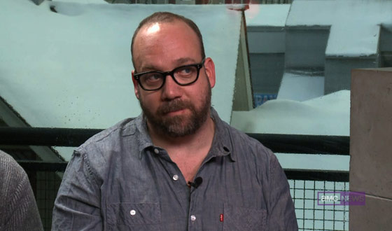 Sundance 2011 – Paul Giamatti and Amy Ryan Talk Cryptically About the <em>Win Win</em> Secret