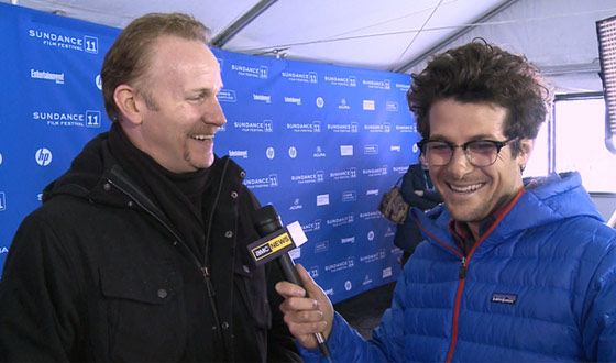 Sundance 2011 – Morgan Spurlock Sells His Film and Brings His Mom to the Festival