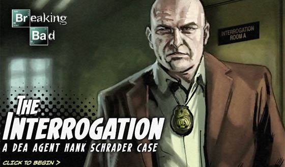 <em>Breaking Bad &#8211; The Interrogation</em> Game Now Up for SXSW People&#8217;s Choice Award: Vote Now!