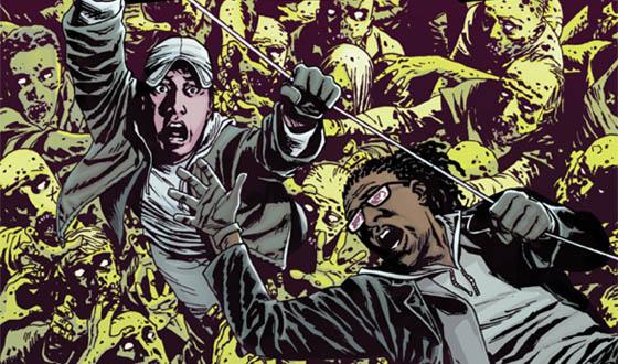 Sneak Peek – <em>The Walking Dead</em> Issue 81