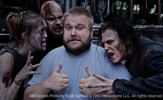 <em>The Walking Dead</em> One of Cable's Biggest Hits; Kirkman Talks Season 2