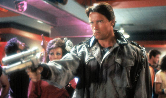 Flashback Five – Arnold Schwarzenegger's Best Scifi Movies