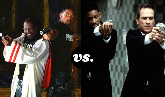 Two Cops Are Better Than One, Right? But Who Wins When the <em>Bad Boys</em> Collide With the <em>Men in Black</em>?