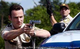 <em>The Walking Dead</em> Editor Hunter Via Wins ACE Eddie Award