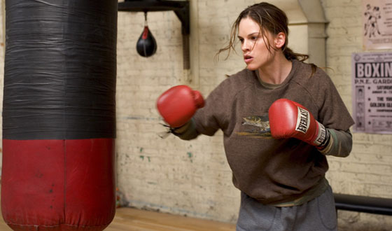Hilary Swank Isn't the Only Knockout With a Knockout Punch