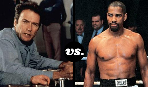 Who's King of the Prison Yard? Eastwood, Denzel, or Some Other Jailbird?