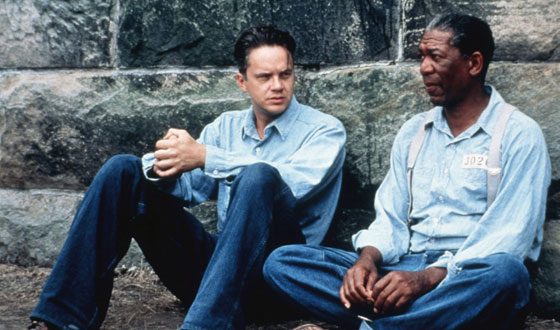 Top Ten Reasons We Can't Get Enough of <em>The Shawshank Redemption</em>