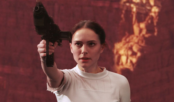 Natalie Portman's Dirty Secret Is She Keeps Making Scifi Flicks (And She's Not Alone)