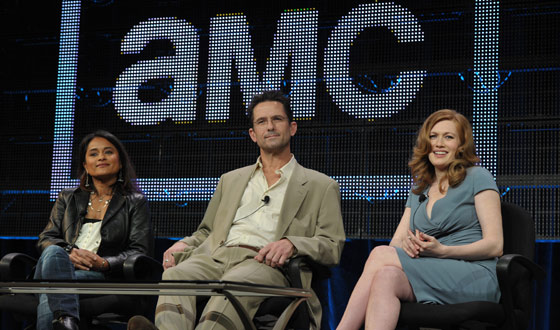 Photos &#8211; <em>The Killing</em> at the 2011 TCA Winter Press Tour