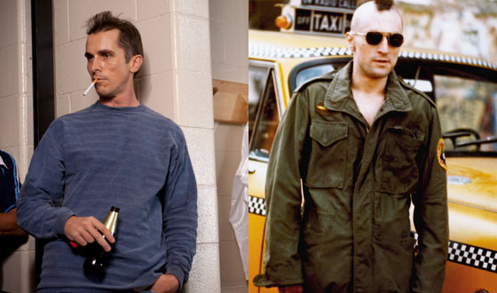 Will <em>The Fighter</em>'s Christian Bale Be the 2011 Version of <em>Taxi Driver</em>'s De Niro at the Oscars?