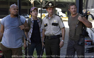 <em>The Walking Dead</em> Lands on <em>Adweek</em>'s Influential List; Kirkman Leading Zombie Pub Crawl