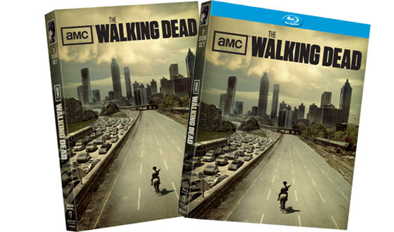 <em>The Walking Dead</em> Season 1 DVD and Blu-Ray Comes Out Today