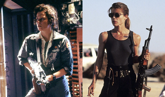 James Cameron the Feminist? Yep – Just Look at the Women of <i>Aliens</i> and <i>The Terminator</i>