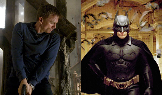 Why Do Bond and Batman Thrive When They Go Over the Top Yet Die When They Go Further?