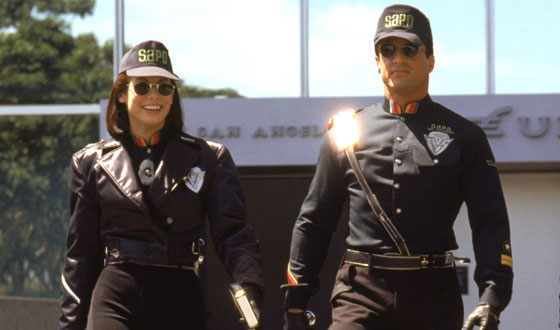 The Female Cops of <em>Demolition Man</em> and <em>The Enforcer</em> Are No Damsels in Distress