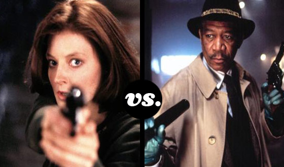 In a Tournament of Movie Detectives, Will Jodie Foster or Morgan Freeman Crack the Case?
