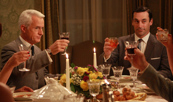 What You're Saying About <em>Mad Men</em>'s Drunk Scenes
